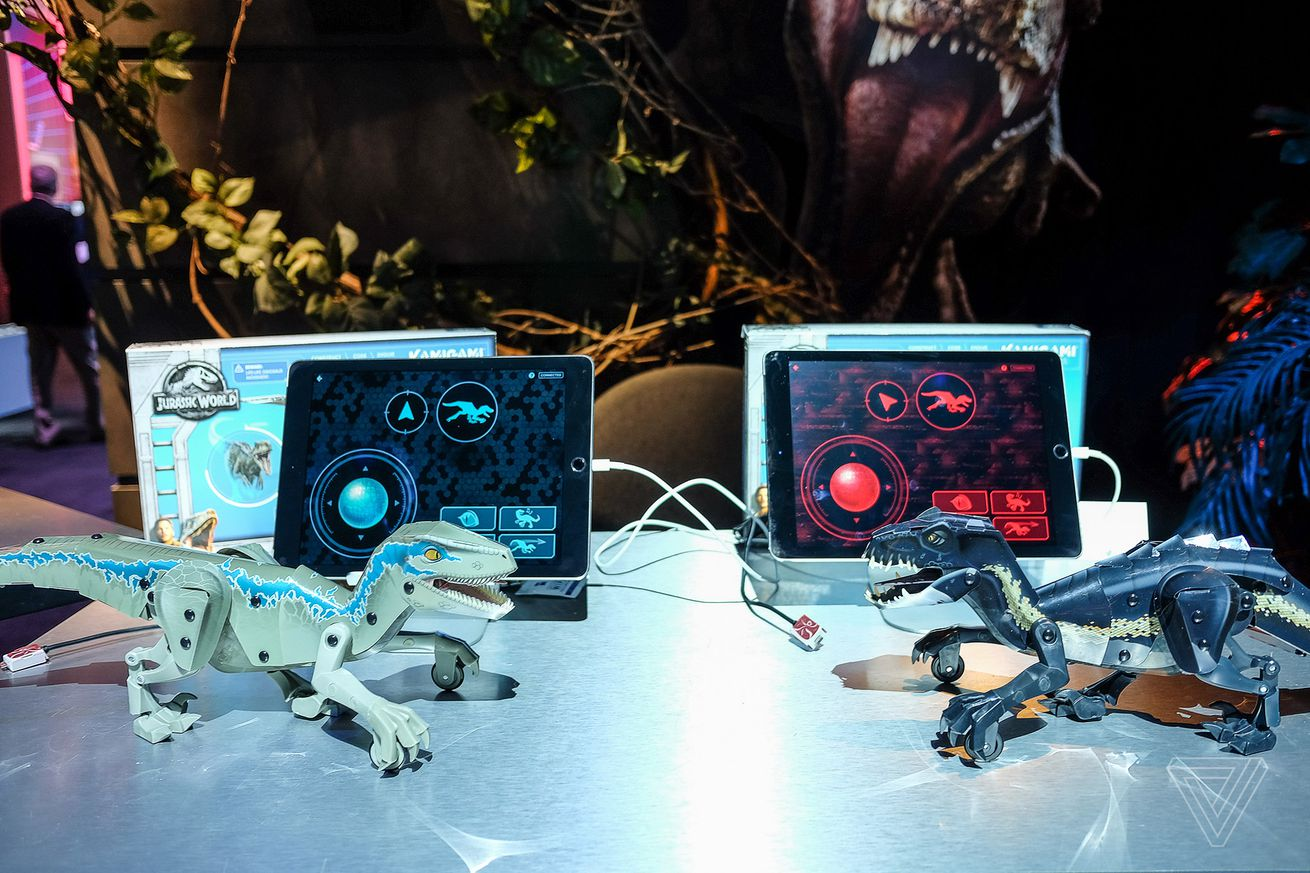 dancing dinosaurs will teach your kid to code