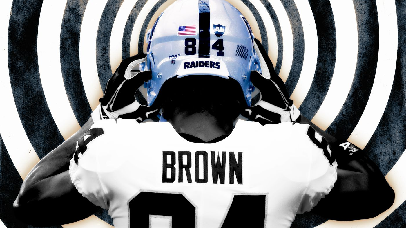 An Idiot's Guide to the Antonio Brown Helmet Grievance