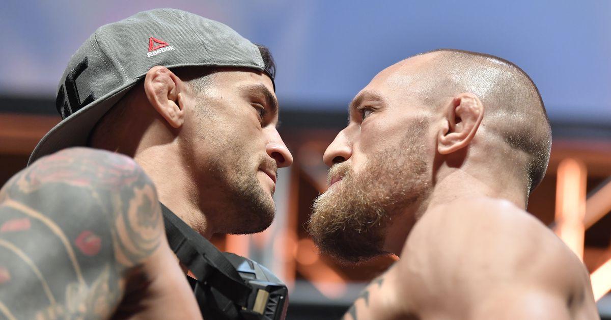 UFC 264 set for Las Vegas 'at full capacity,' Dustin Poirier vs. Conor McGregor 3 official