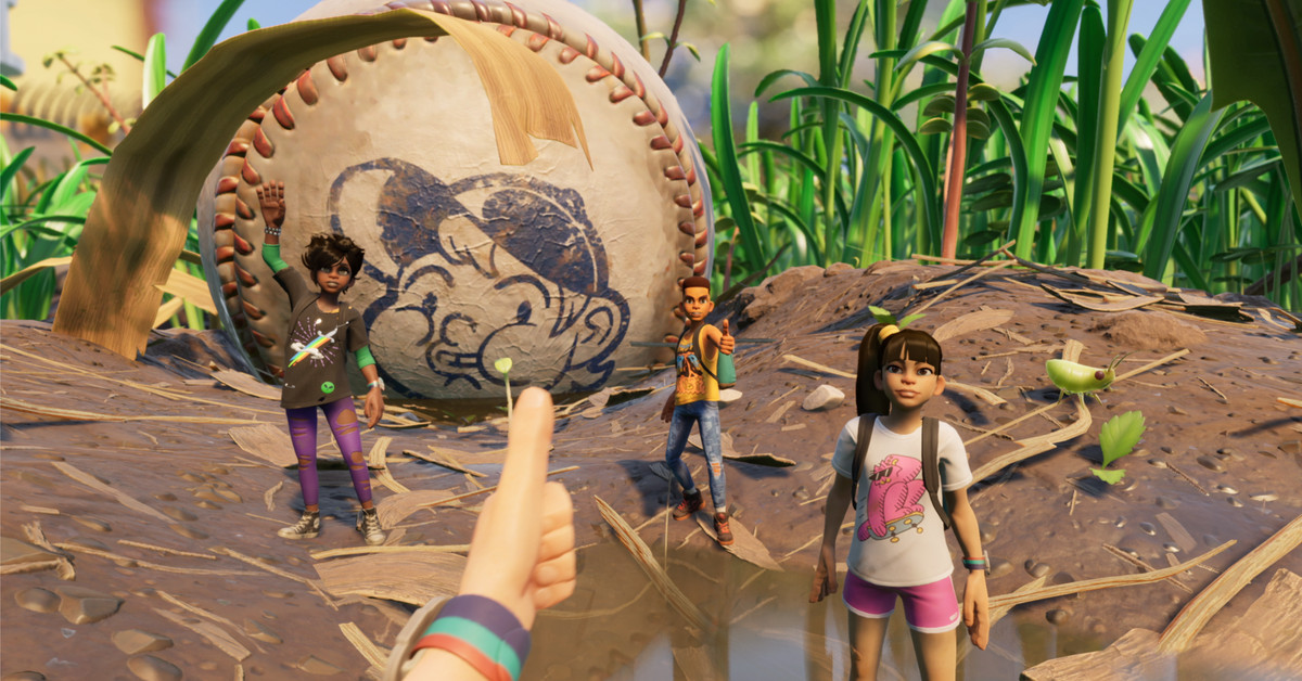 Obsidian's Grounded is a survival game crossed with Honey, I Shrunk the Kids