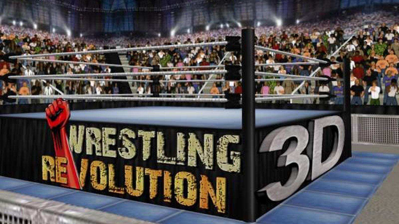 Wrestling Revolution D Exhibition : Wrestling revolution d review for android ios and ouya