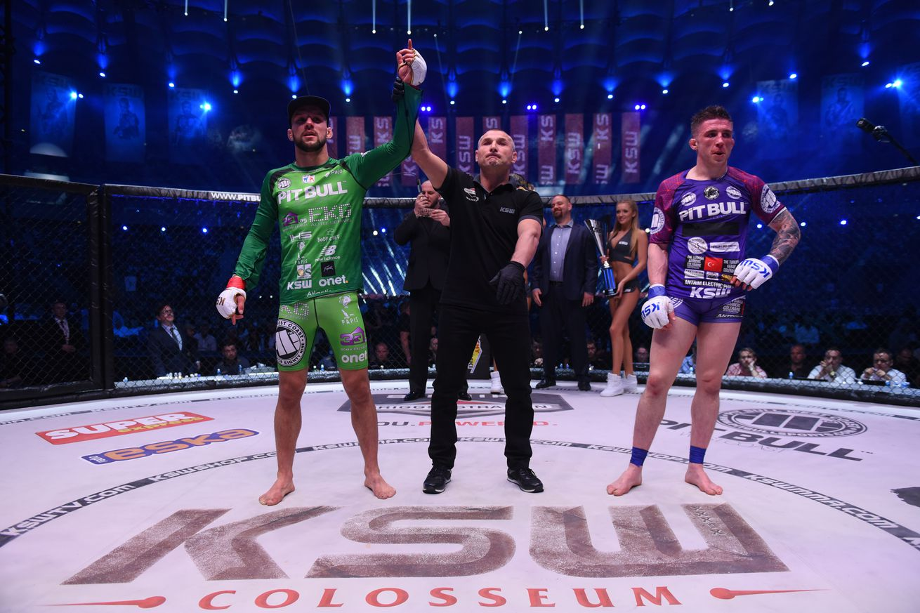 community news, KSW boss hoping for 'cooperation' from Cage Warriors and BAMMA ahead of Dublin debut