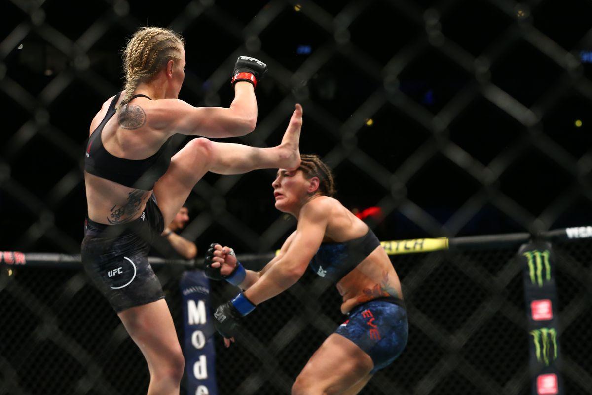 UFC 238 Cejudo v Moraes