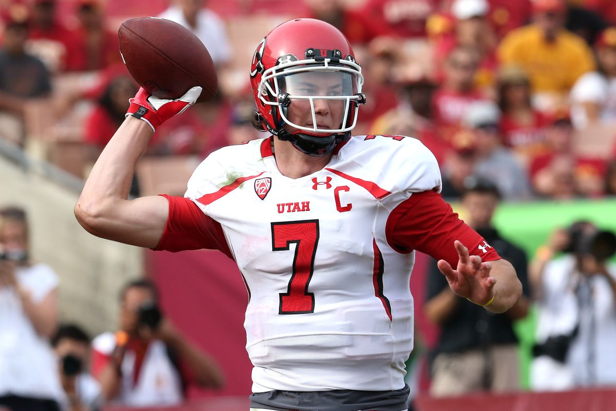 Travis Wilson leads the Utes into the Big House to take on Michigan