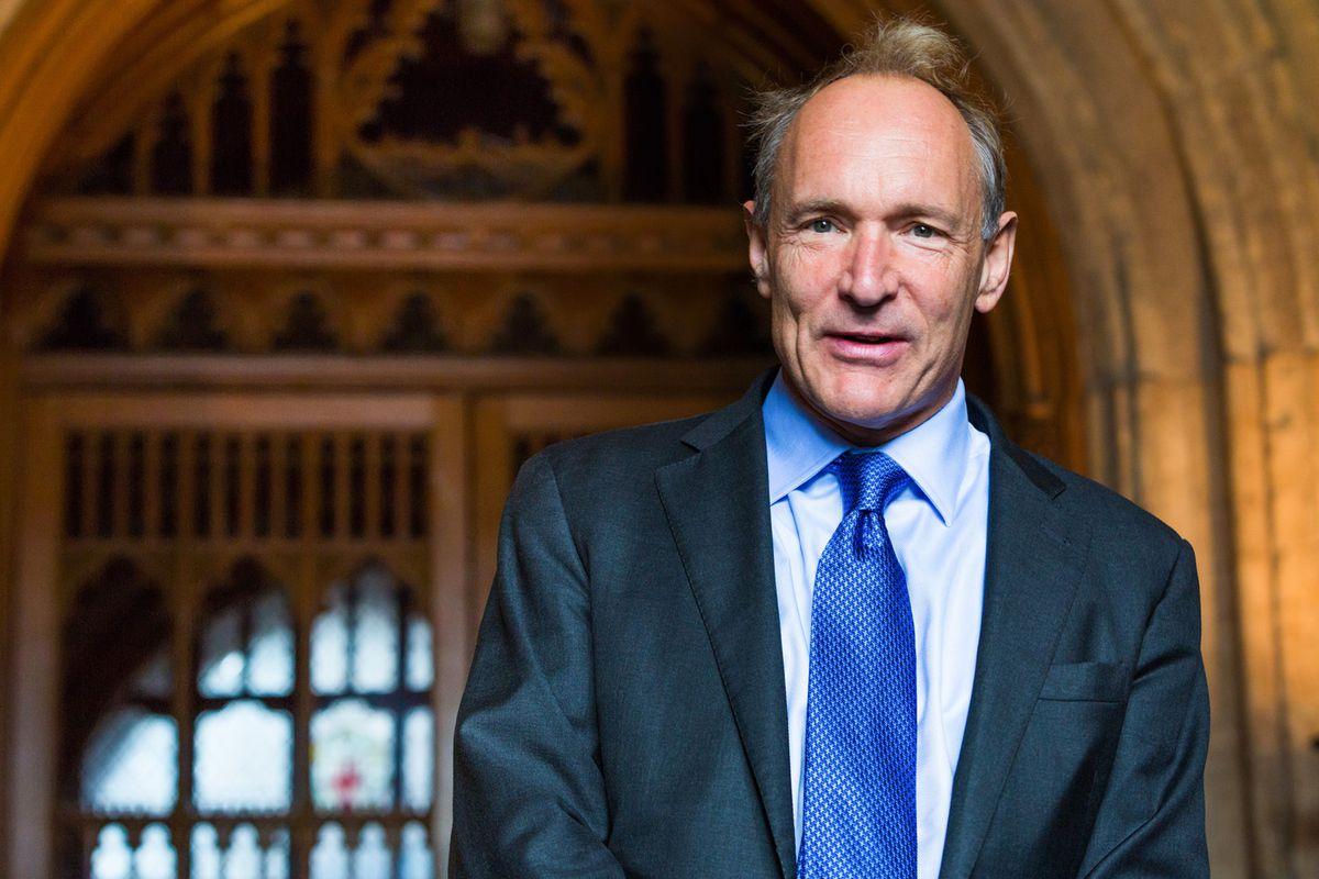 Resultado de imagem para Tim Berners-Lee