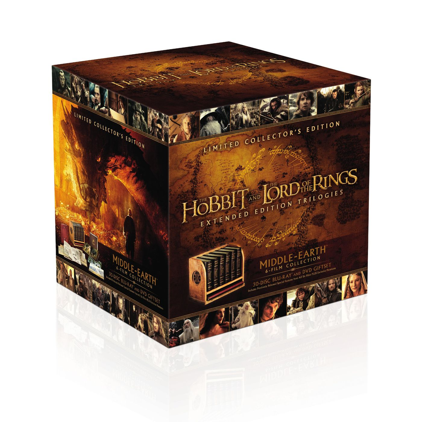 Who is this $800 Lord of the Rings and The Hobbit boxset meant for