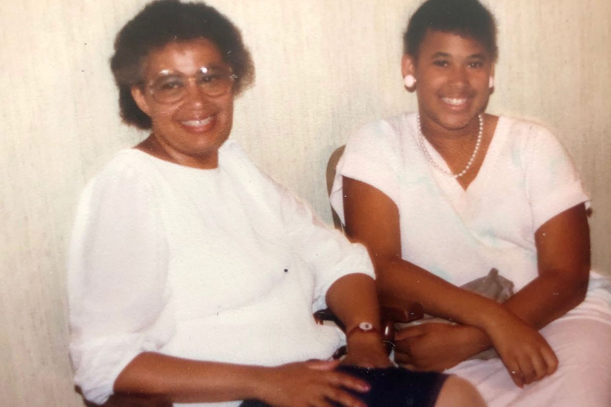 Roselynn Boddie, left, died in December at age 81, but her daughter Courtney has been unable to settle her estate due to COVID-19-related court delays.