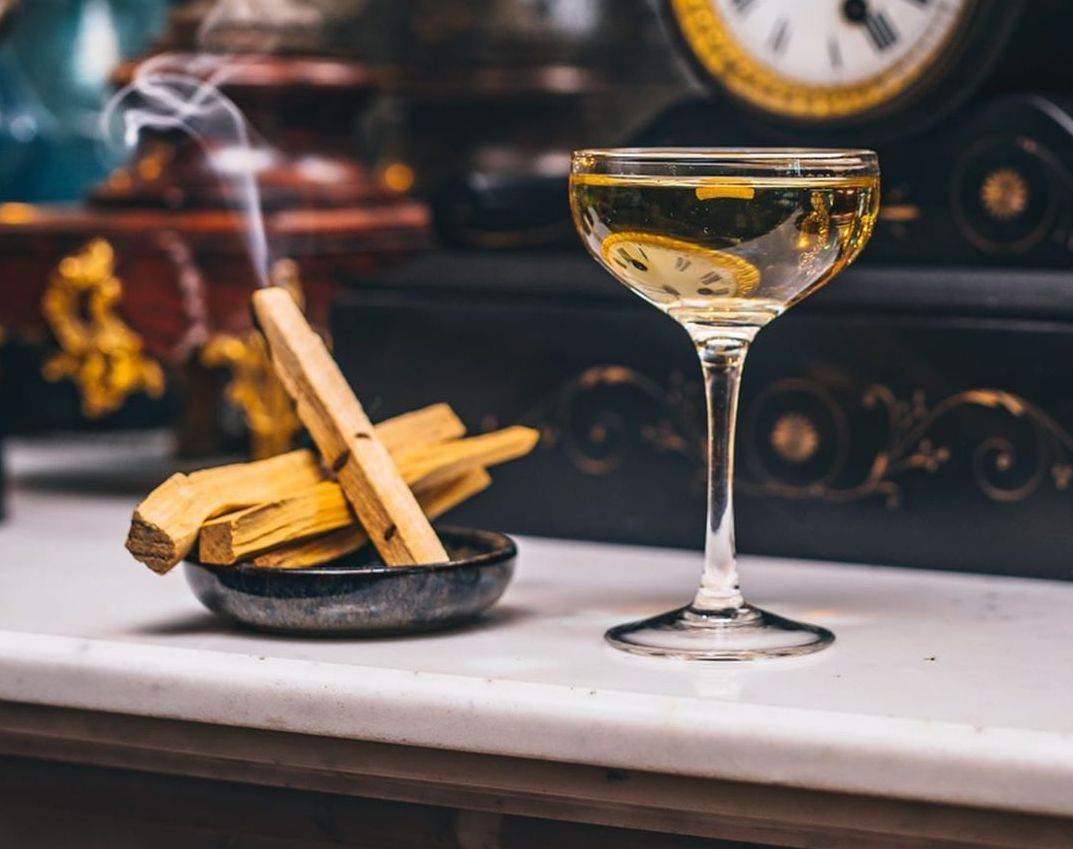 London's best hotel restaurants and bars include The Zetter Townhouse in Clerkenwell