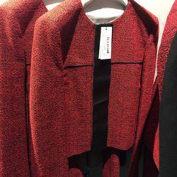 Jacket, $199 (was $1,995)