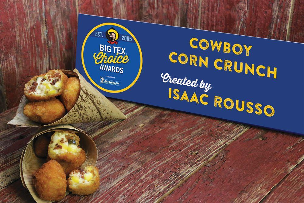 Cowboy corn crunch