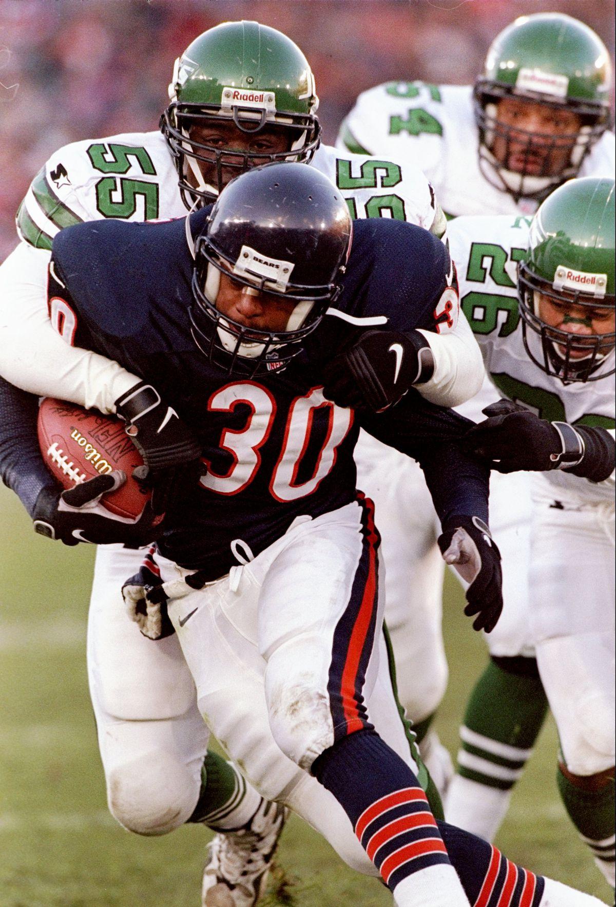 Jets v Bears