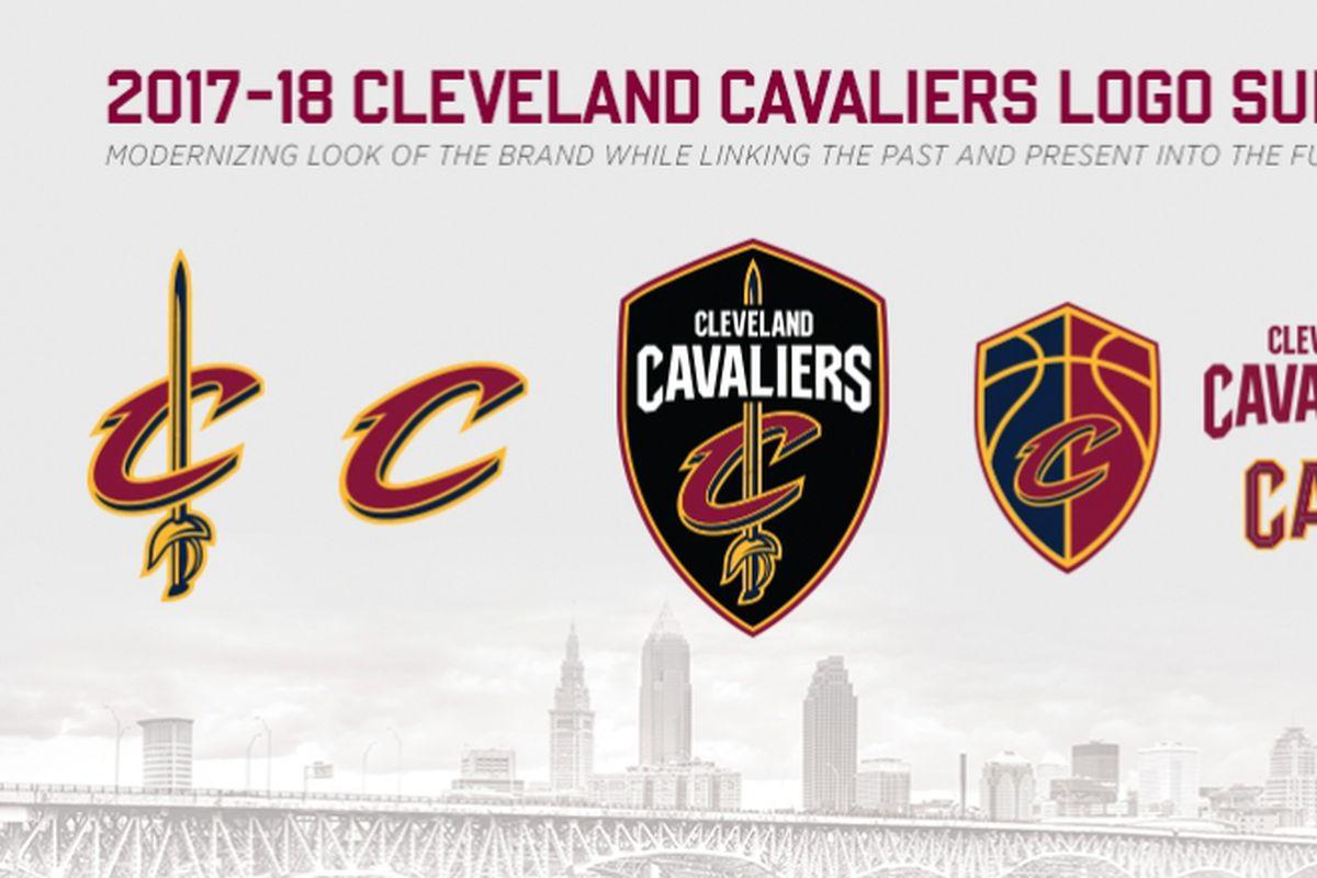 Cavs Announce New Logo Suite For 2017 18 Season