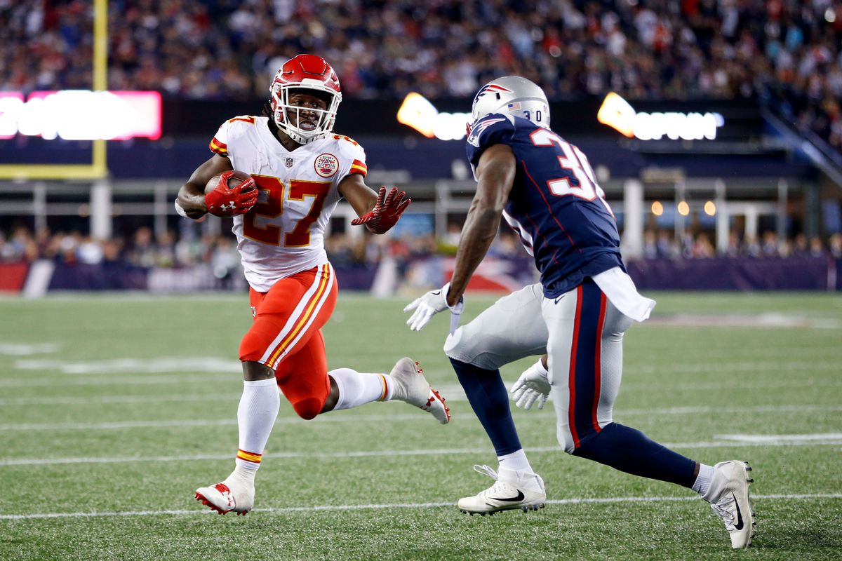 Patriots fall to Chiefs in season opener, 42-27