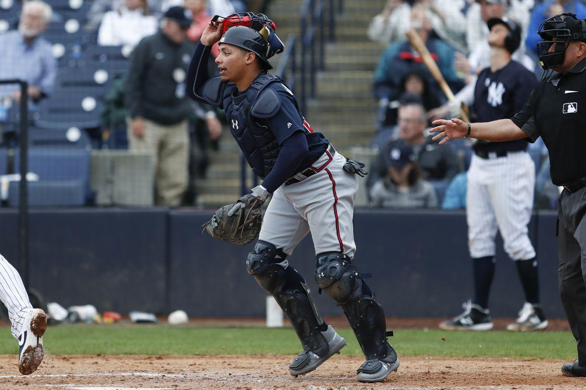 MLB: MAR 05 Spring Training - Braves at Yankees