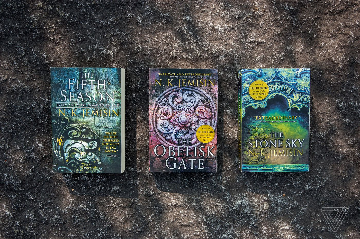 N K  Jemisin's Broken Earth trilogy is a triumphant achievement in