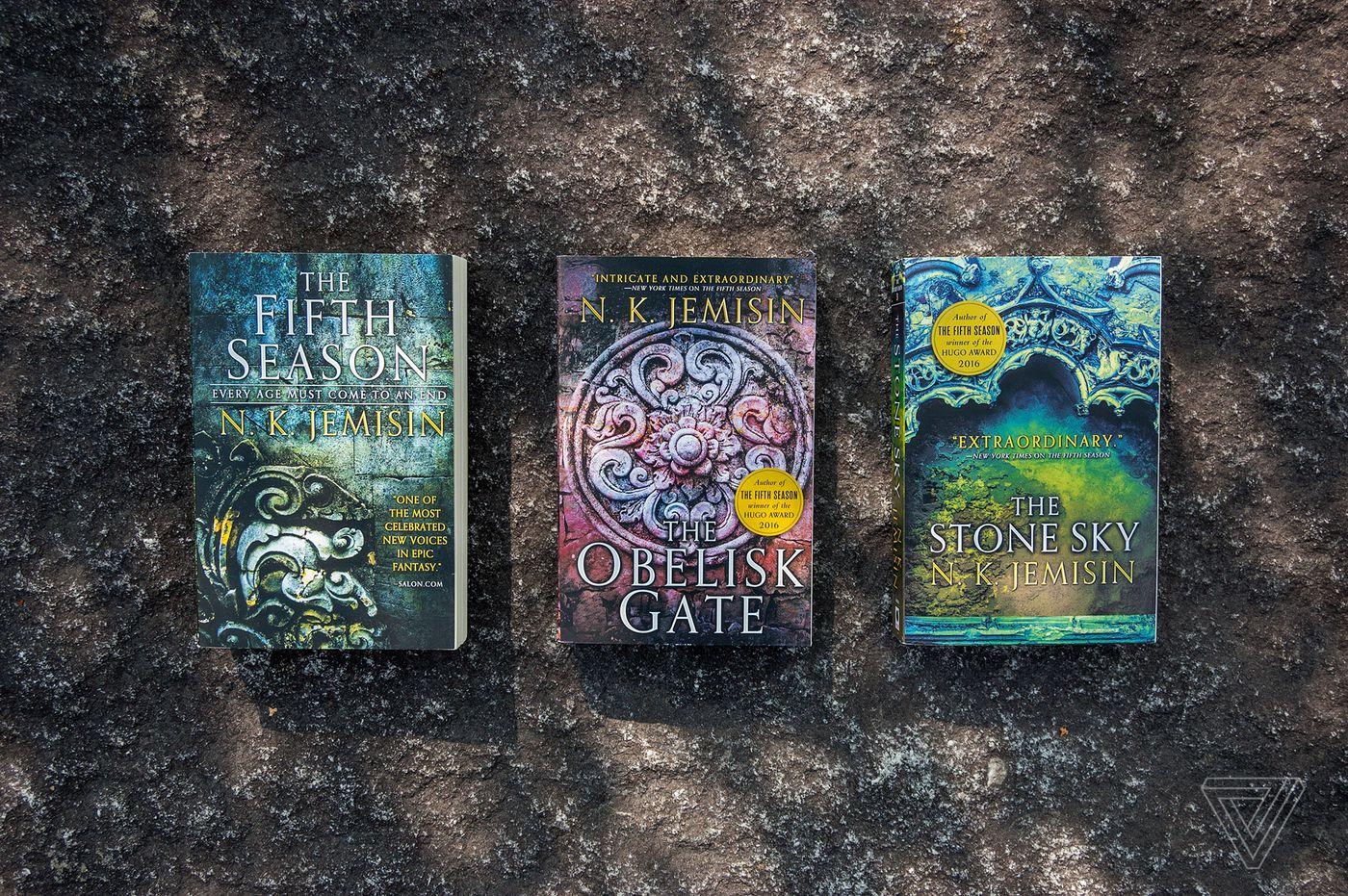 N K  Jemisin's Broken Earth trilogy is a triumphant