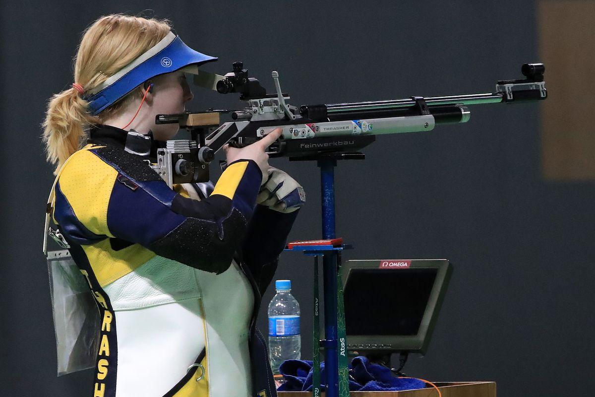 Shooting - Olympics: Day 1