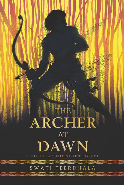 The Archer at Dawn by Swati Teerdhala cover