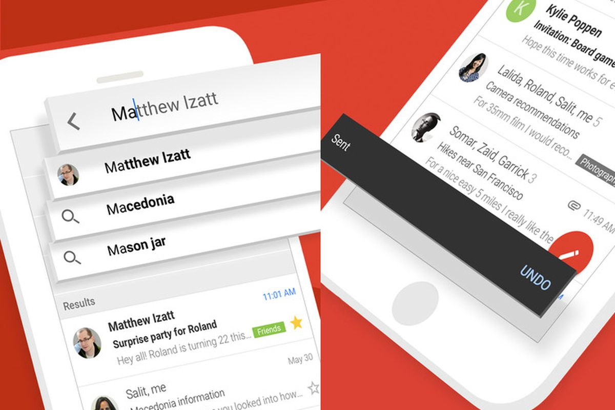 Google Just Redesigned Gmail For Iphone And Made It Way