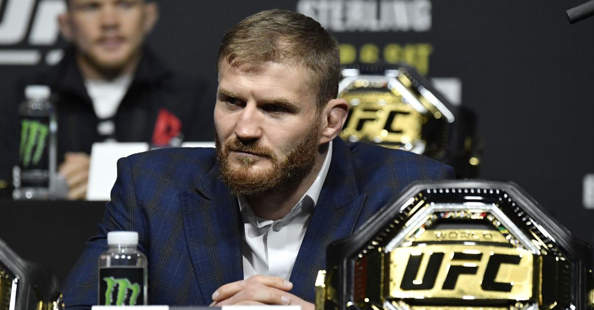 'Who cares?' Jan Blachowicz done talking about Jon Jones — 'This conversation is over' - MMA Mania