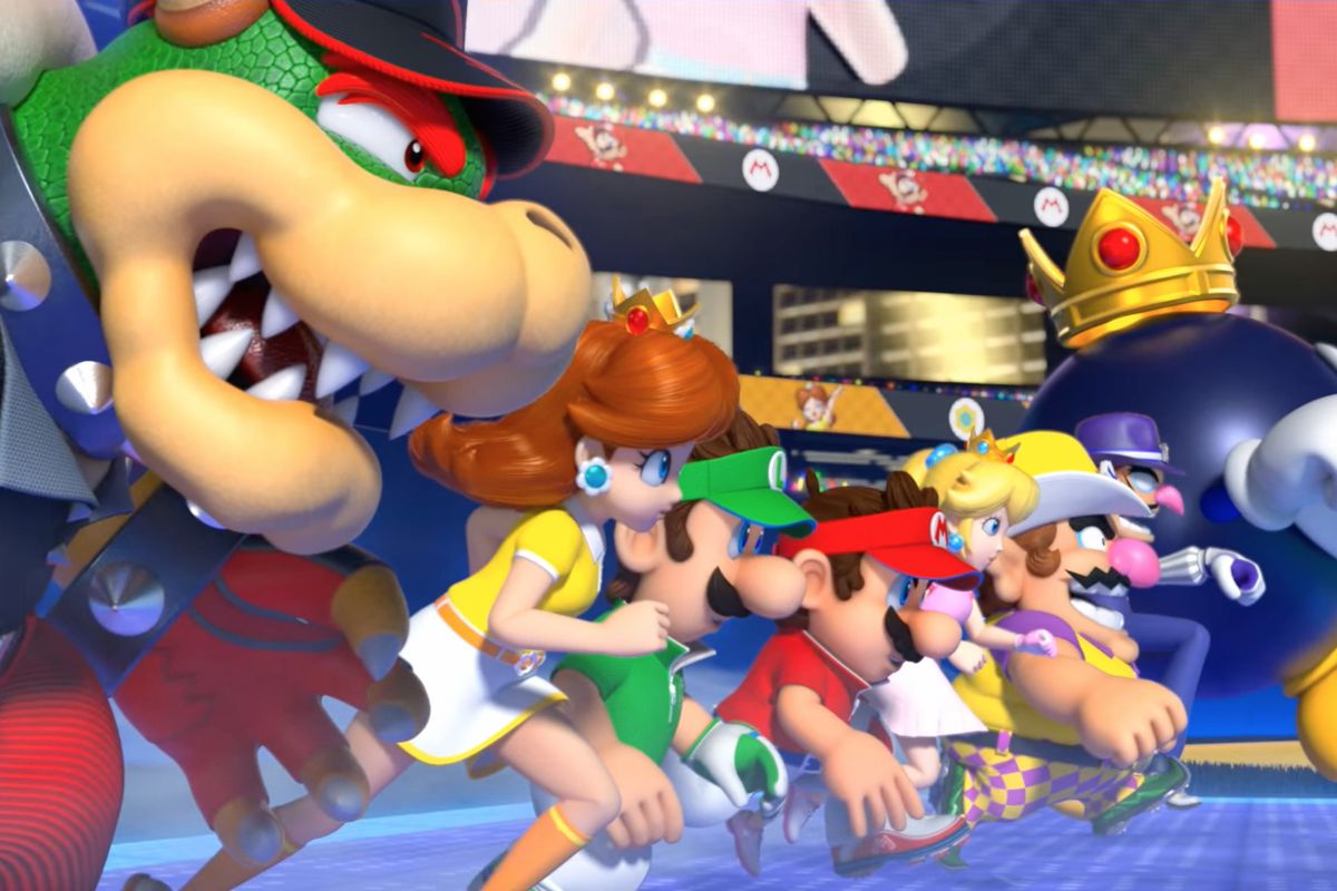 Mario Golf: Super Rush characters and stats guide
