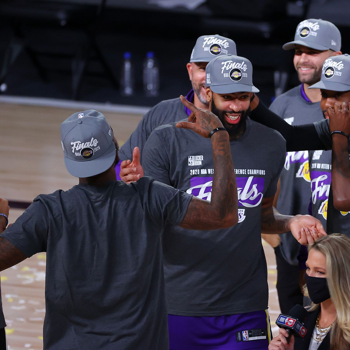 Nba Playoffs 5 Takeaways From The Lakers Beating The Nuggets In Game 5 Silver Screen And Roll