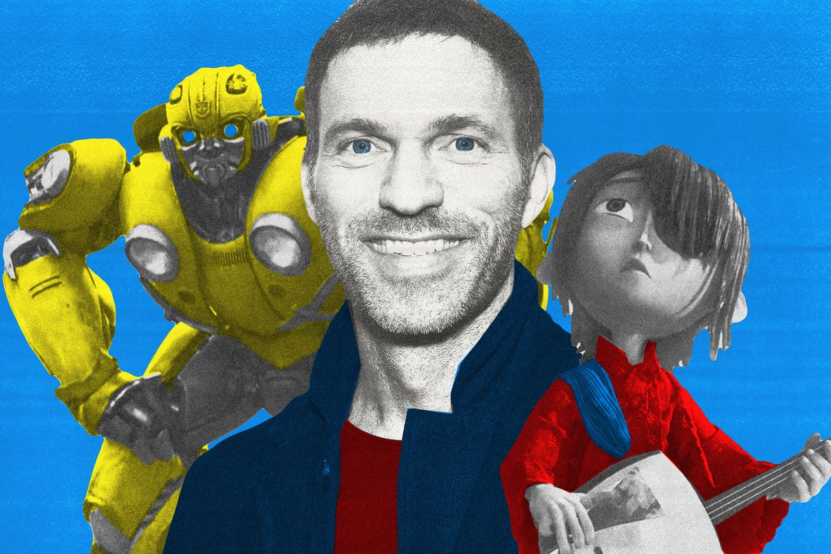 After 'Bumblebee,' Travis Knight Is a Must-See Director