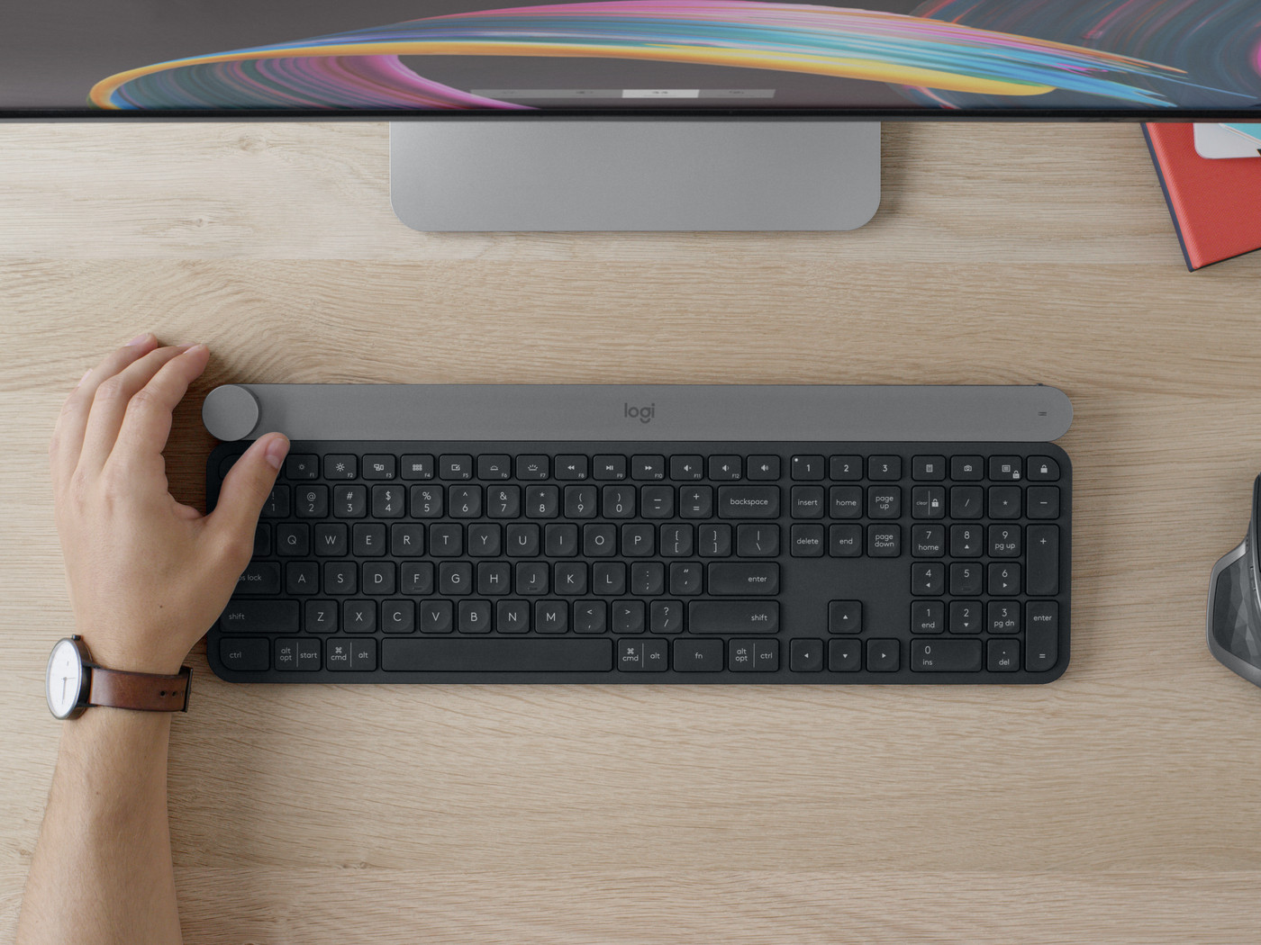 Logitech Mx Master 2s With - Control For Mac