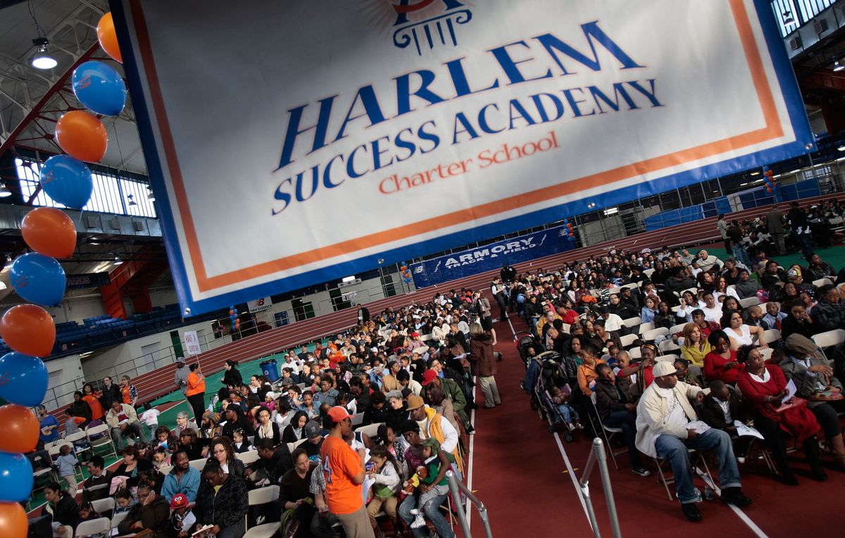 Admissions Lottery Held For New York City Charter Schools