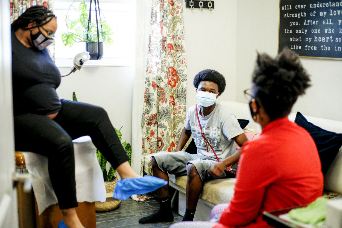 America is failing Black moms during the pandemic