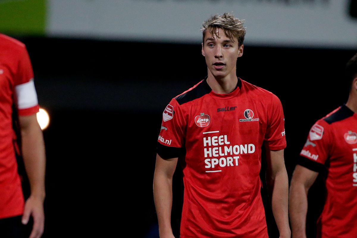 Helmond Sport v MVV Maastricht - Dutch Keuken Kampioen Divisie