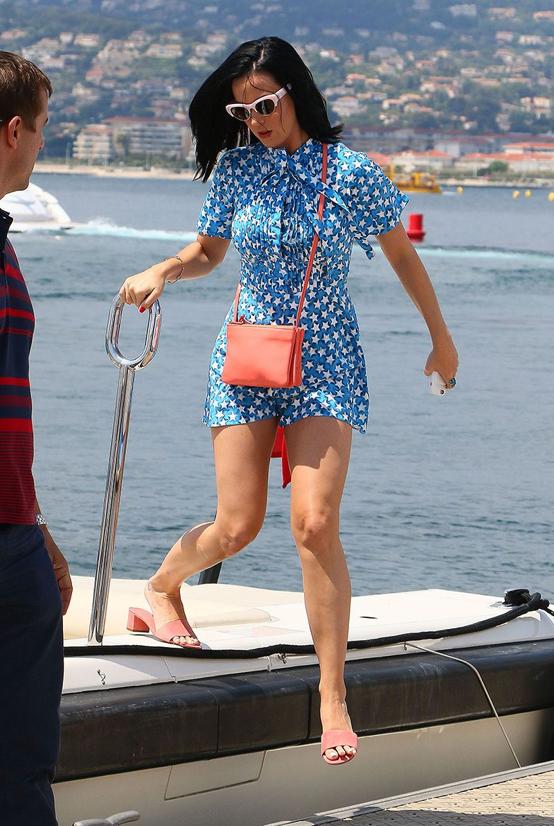 Katy Perry in Cannes