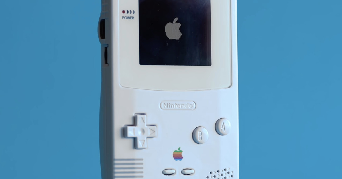 Someone modded a Game Boy Color to act as a much better Apple TV remote