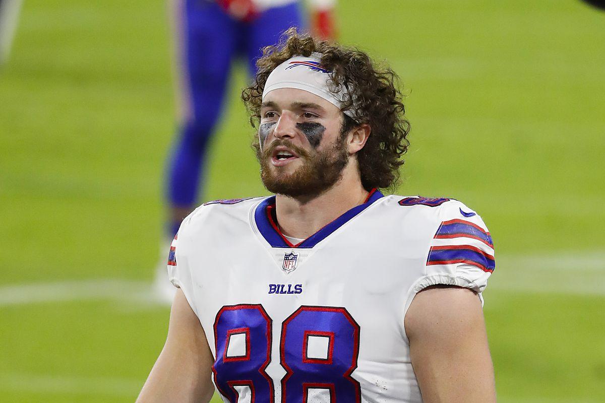 Buffalo Bills News Team Places Dawsn Knox Others On Covid 19 Ir List Ahead Of Week 7 Vs Jets Draftkings Nation