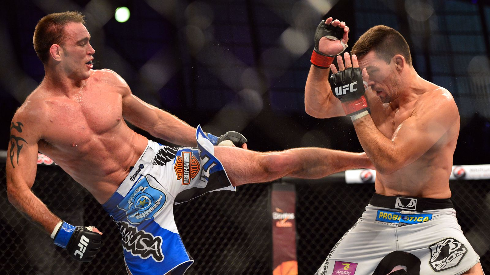 Jake Shields vs. Demian Maia full fight video highlights
