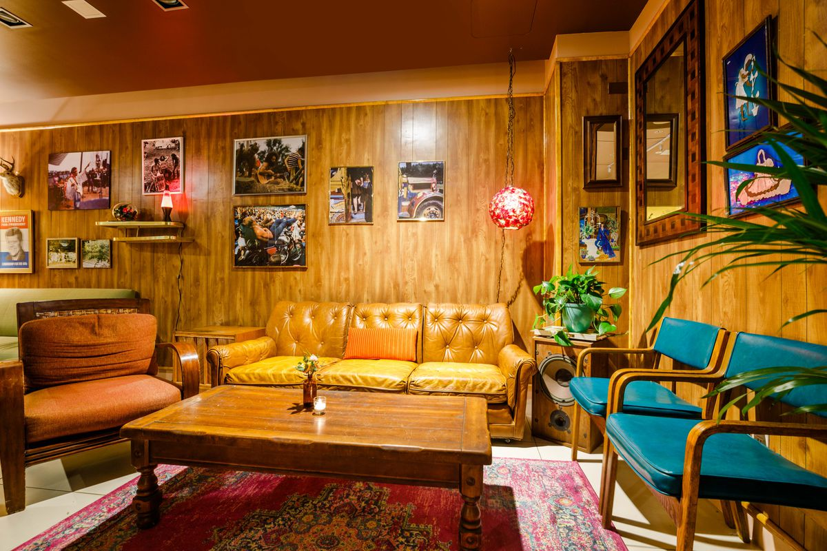 The Woodstock Opens Near High Line Wednesday With '60s Vibes