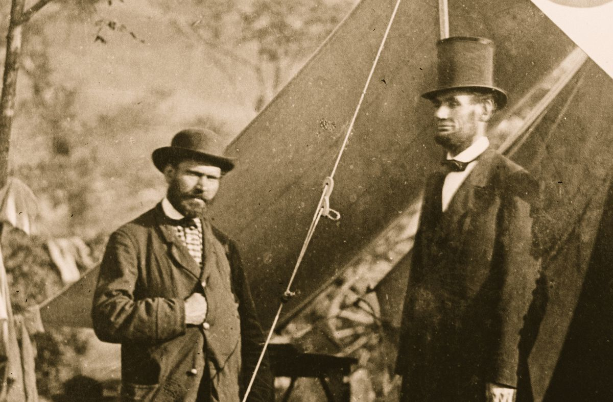 Pinkerton and Lincoln.