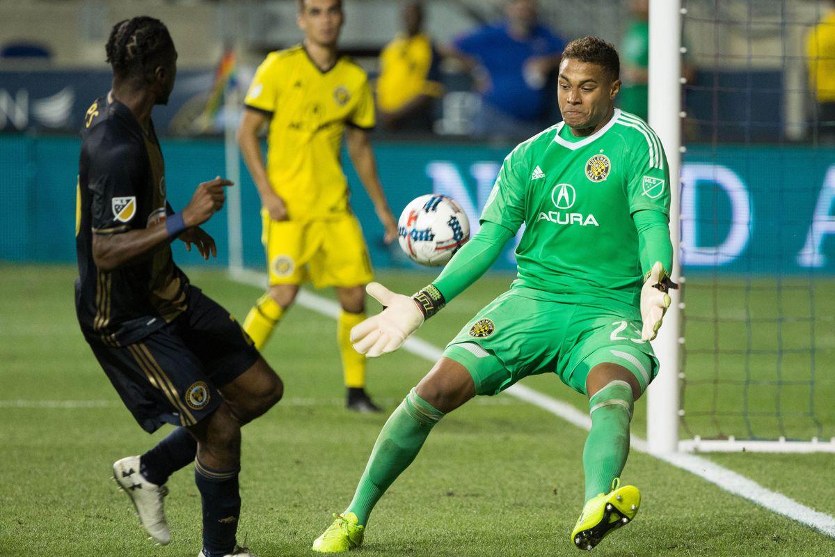 MLS: Columbus Crew SC at Philadelphia Union