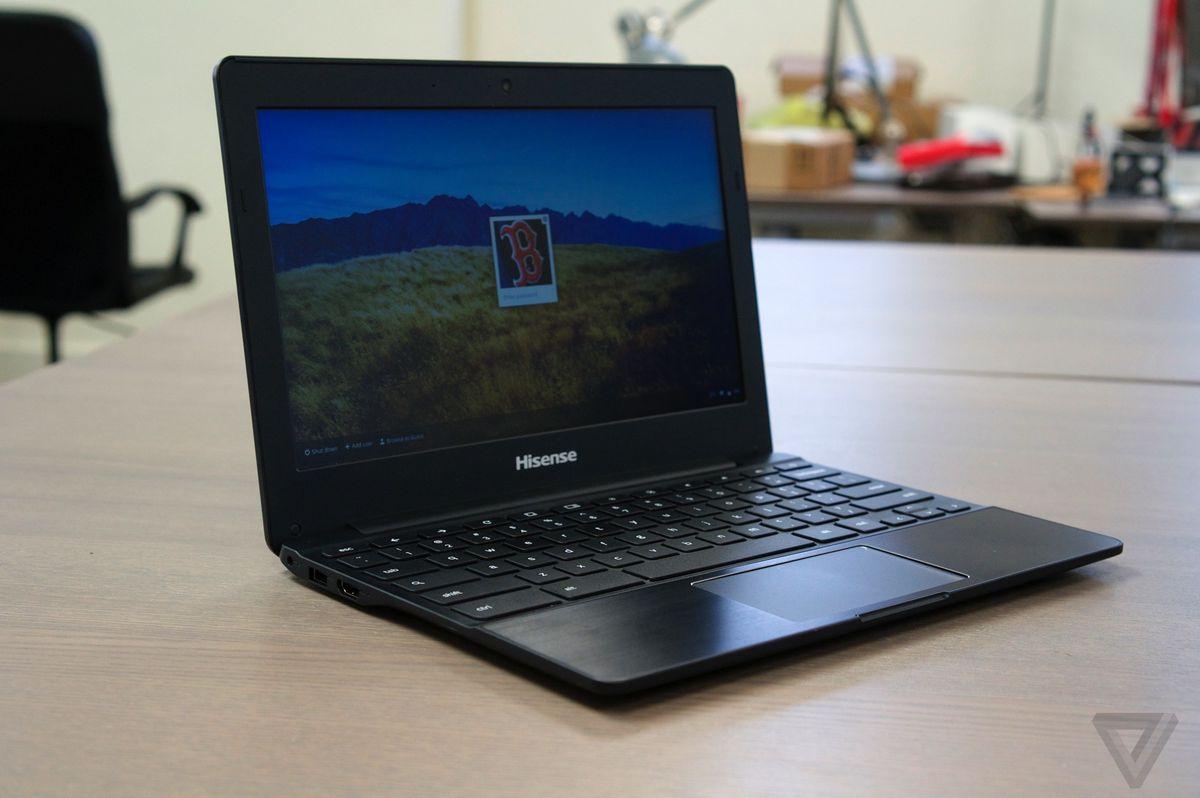 New Asus, Hisense, and Haier Chromebooks