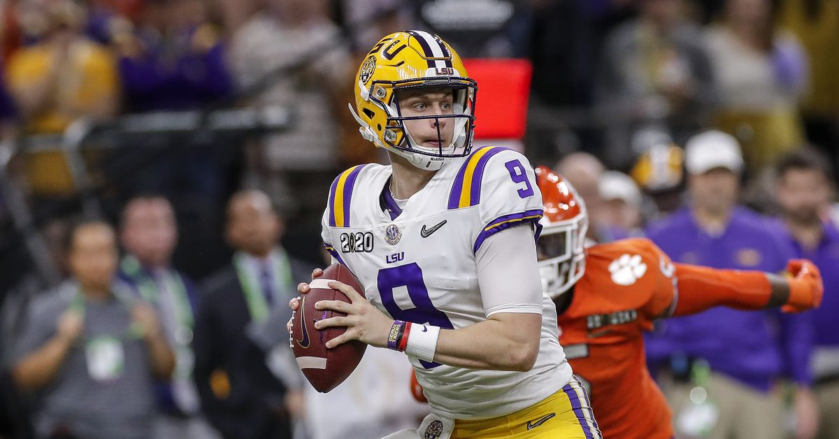The Splash Zone 4/7/20: Why Should Dolphins Trade Up For Joe Burrow?