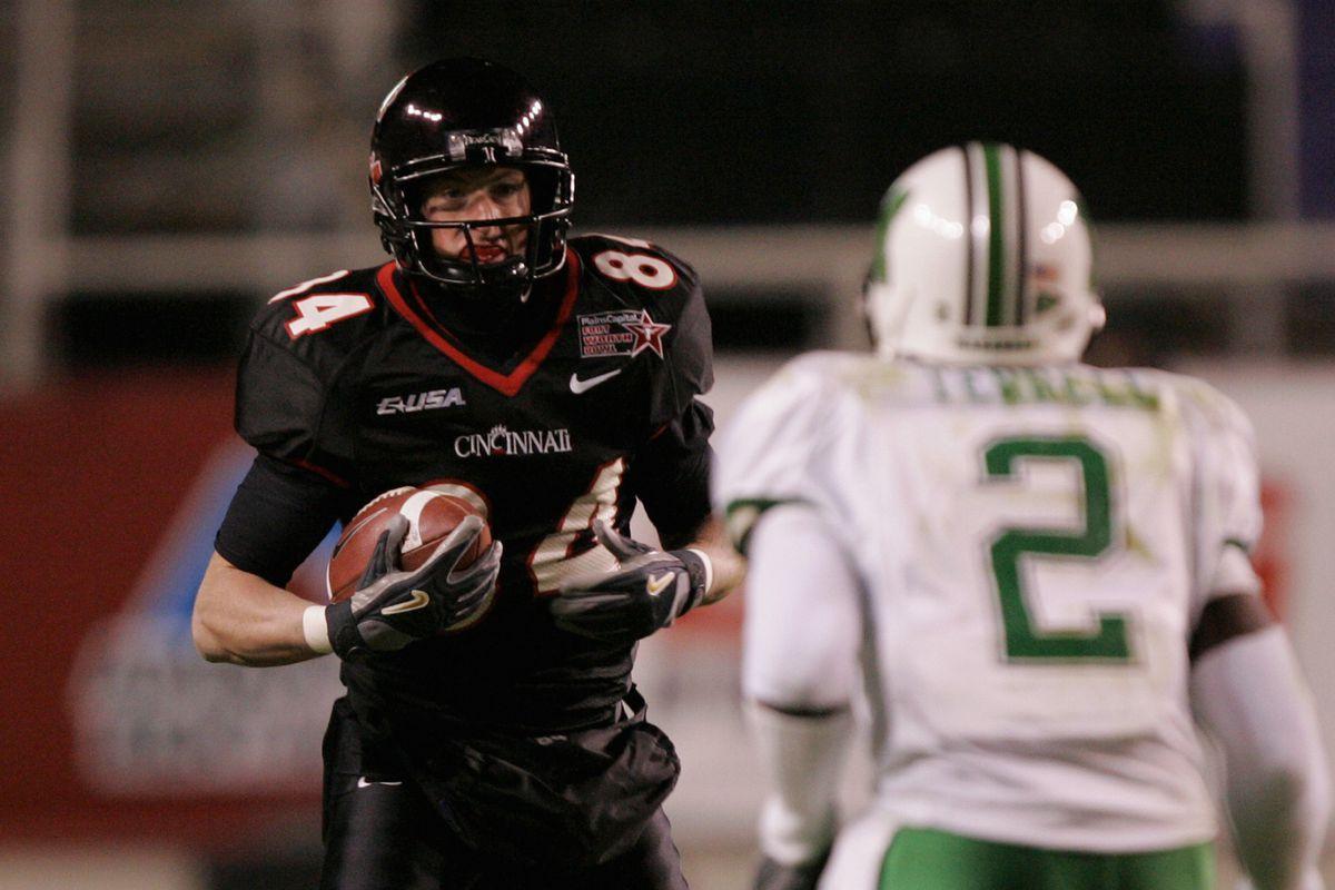 PlainsCapital Fort Worth Bowl: Cincinnati v Marshall