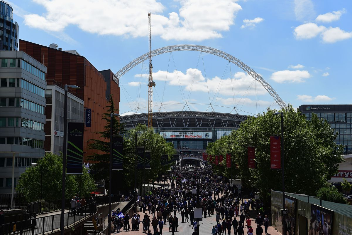 Grimsby Town v Bristol Rovers: Vanarama Conference Playoff Final