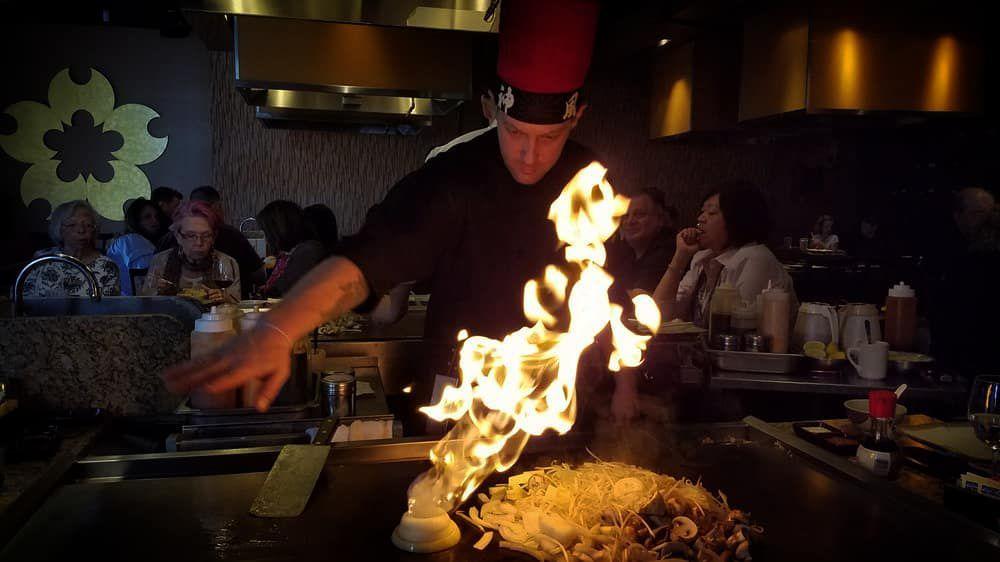 """<span data-author=""""2187660"""">Hokkaido Teppanyaki Hibachi Steakhouse </span>"""