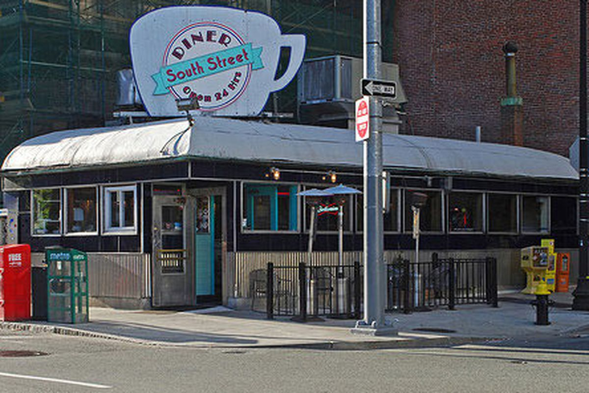 Watch The Trailer For The South Street Diner Documentary