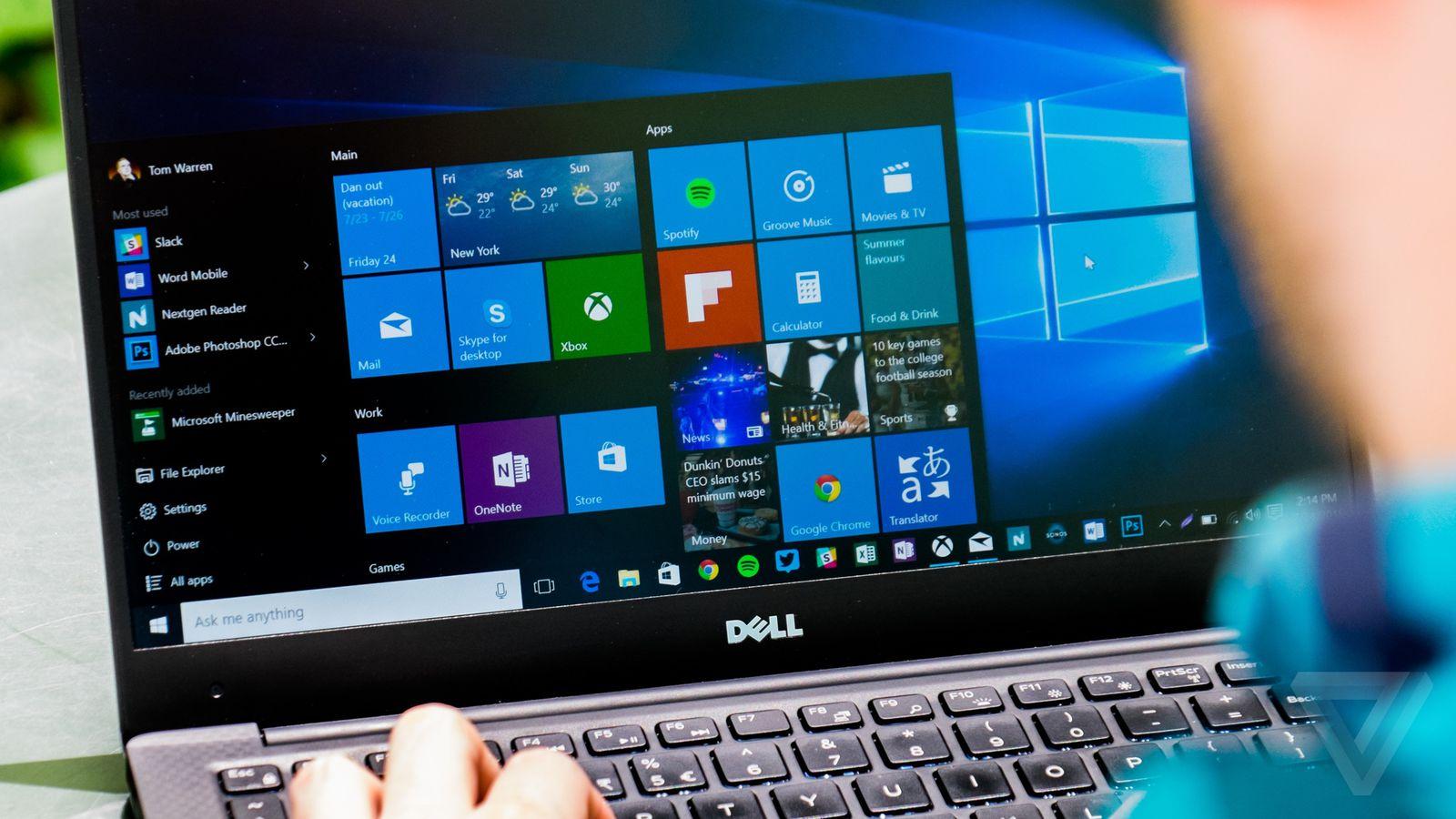 300 million machines are now running Windows 10