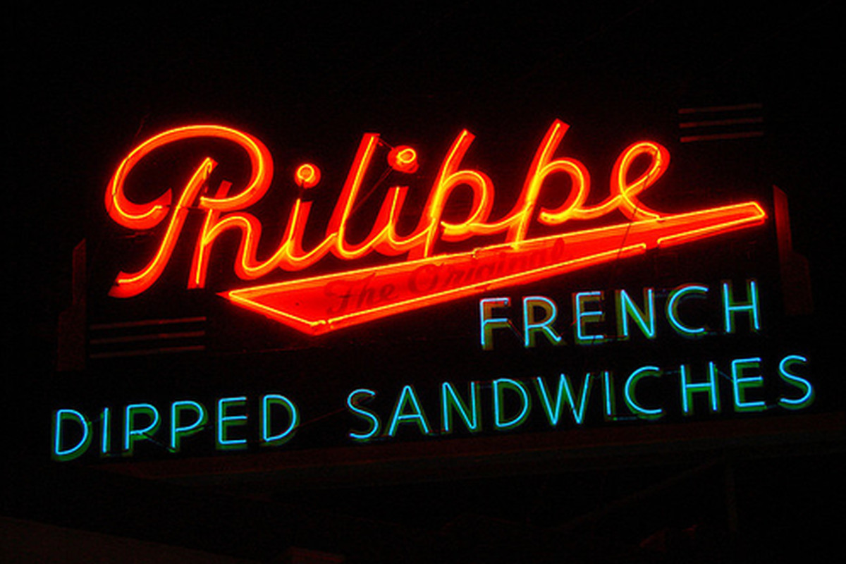 Philippe The Original, Downtown.