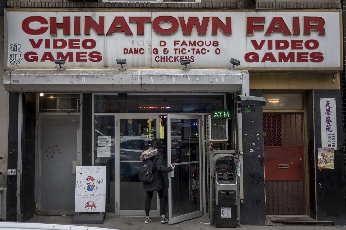 Chinatown Fair Video Games