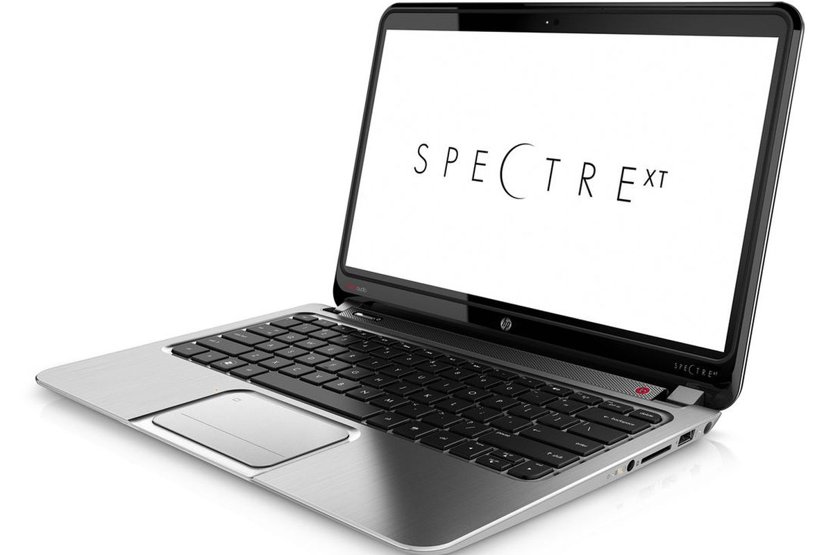 HP Envy Spectre XT Facing