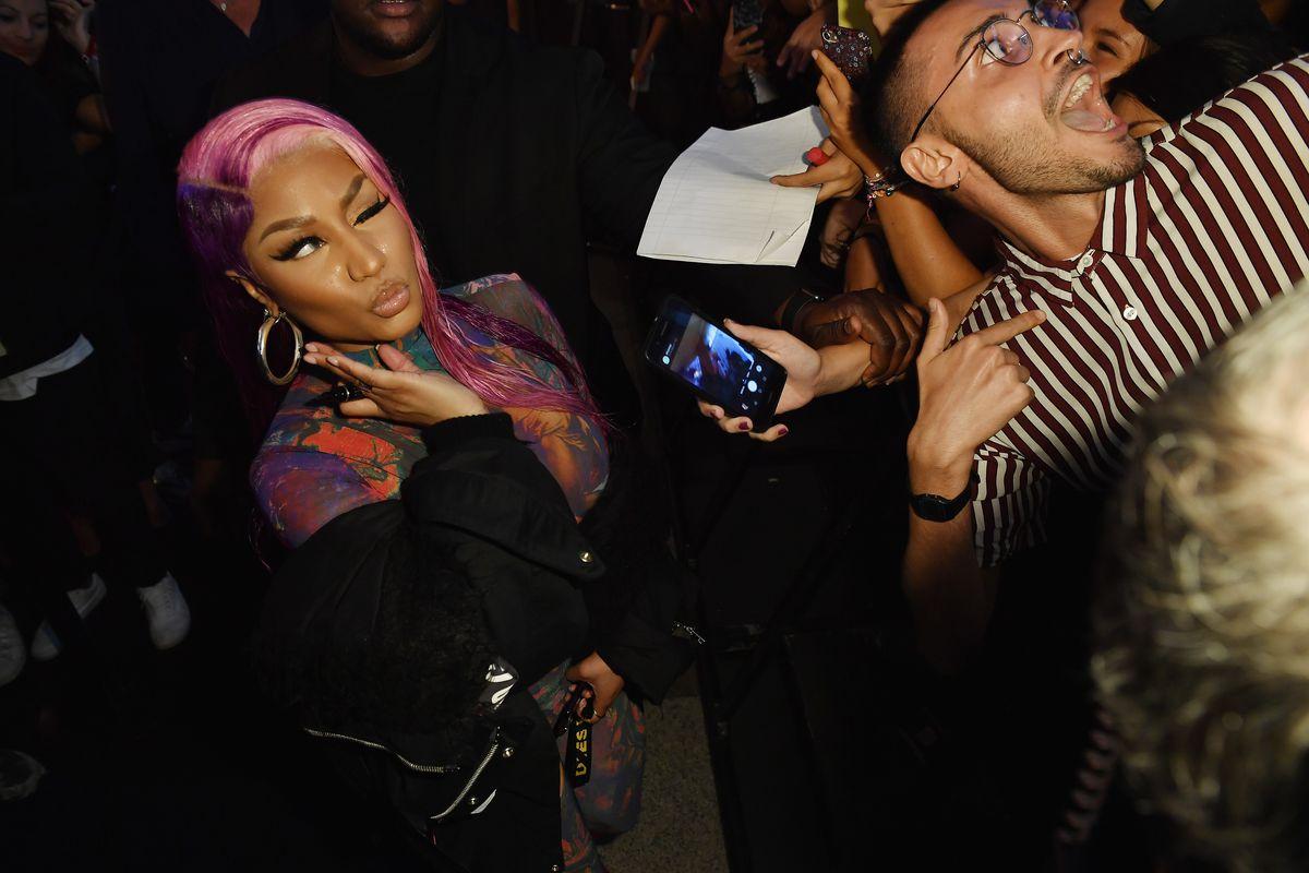 86a655824 Nicki Minaj and Cardi B.'s feud, explained - Vox