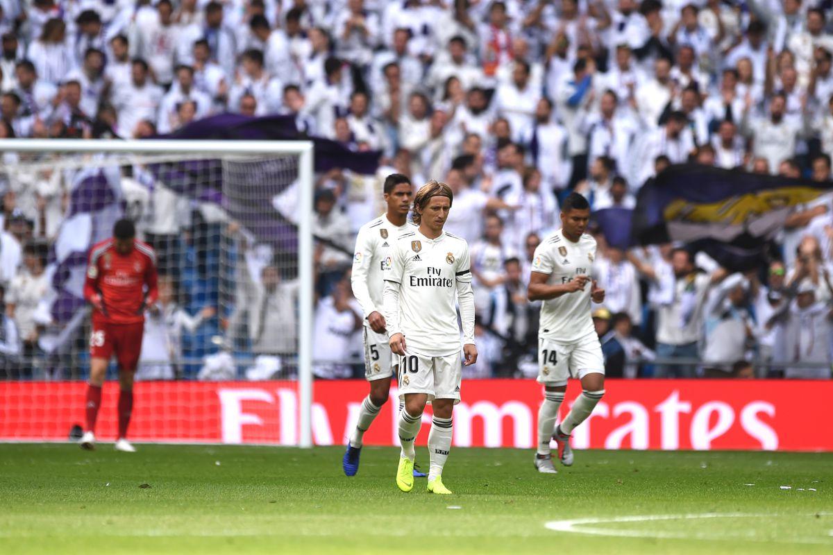 Player Ratings Real Madrid 2: Player Ratings: Real Madrid 1